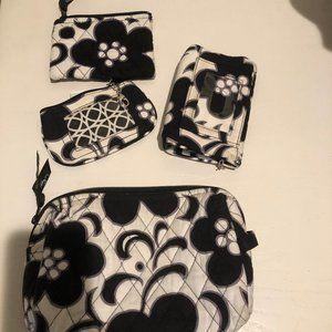 4 piece matching Vera Bradley accessories